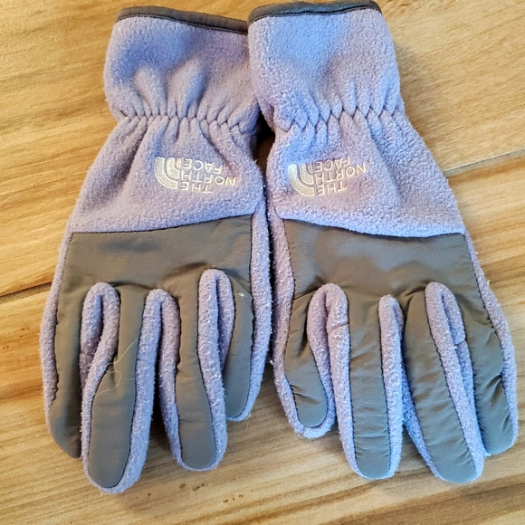 Nothface fleece gloves women's M